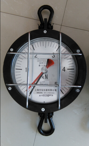 120kn机械式拉力计-厂价直消
